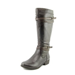 Naturalizer Victorious Wide Calf Women  Round Toe Synthetic  Knee High Boot