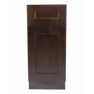 """Design House 561902 Brookings 9"""" Single Door Base Cabinet with Drawer"""