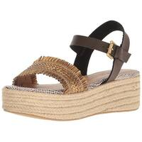 Chinese Laundry Womens Ziba Open Toe Casual Espadrille Sandals