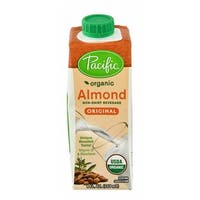 Pacific Natural Foods Almond Original - Non Dairy - 8 Fl oz.