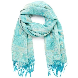 """Link to Oussum Viscose Pashmina Scarf Soft Silky Shawl Wrap Women Girls Scarfs 27""""x70"""" - Large Similar Items in Scarves & Wraps"""