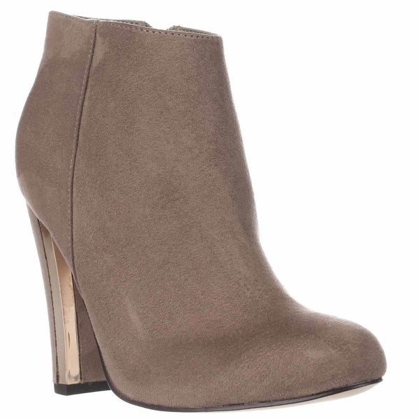 Call It Spring Lovelarwen Dress Ankle Booties, Taupe