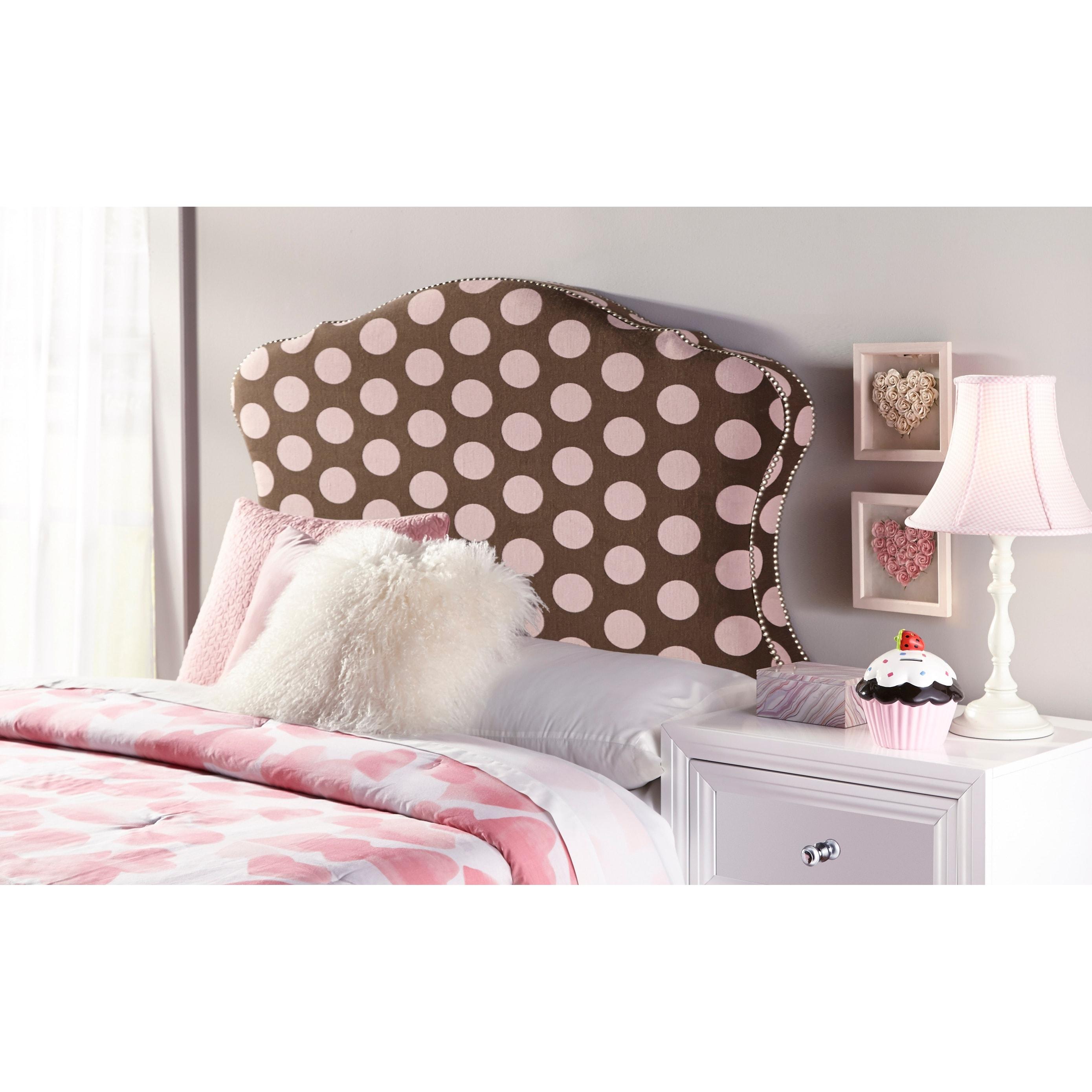 Full Queen Pink Headboard On Sale Overstock 31508277