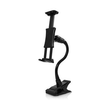 Macally Clipmount Adjustable Clip-On Mount Holder For Tablet Or Smartphone