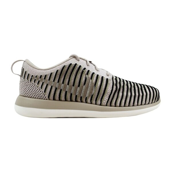 the latest 97332 30a66 Nike Roshe Two Flyknit String String-Neutral Olive-Black 844929-200 Women