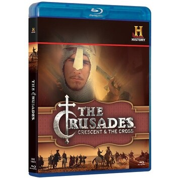The Crusades: Crescent & the Cross [Blu-ray] [BLU-RAY]