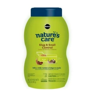 Miracle-Gro 0757110 Nature's Care Slug and Snail Control, 1.25 Gallon