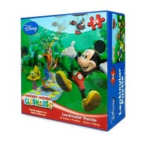 Mickey Mouse Clubhouse 24 Piece Lenticular Puzzle