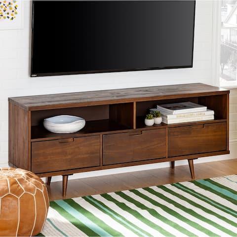 Carson Carrington Alby 58-inch Mid-century TV Console
