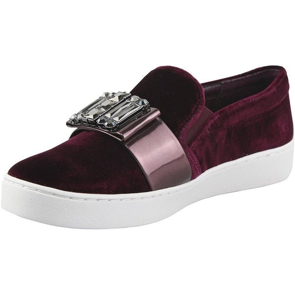 MICHAEL Michael Kors Women's Slip-On Embellished Sneakers - 11