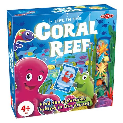 Intex Life in the Coral Reef Game