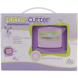 - Flutter Cutter Die-Cut Machine