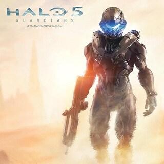 Halo 5 Guardians 2016 Wall Calendar - multi
