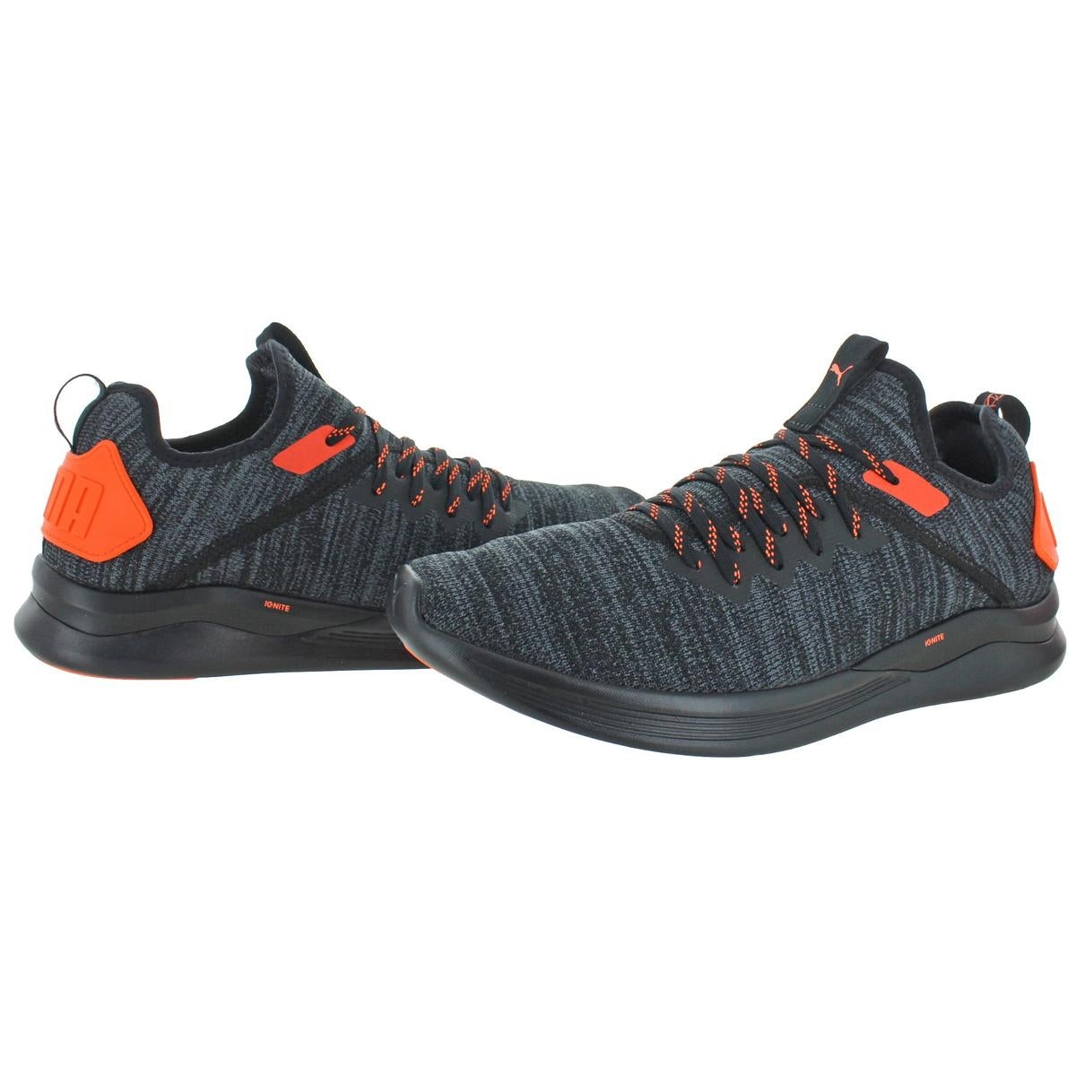 new arrival 362ff 90a49 Puma Mens IGNITE Flash evoKNIT UNREST Trainers Lifestyle Athleisure