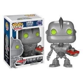 Funko POP The Iron Giant Iron Giant With Car Vinyl Figure