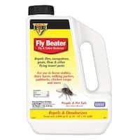 Bonide 46169 Revenge Fly Beater Fly & Odor Reducer, 1.3 LBS