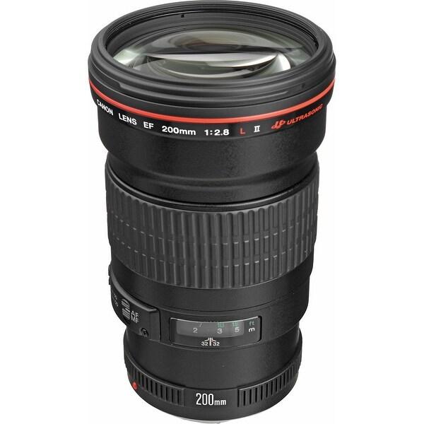Canon EF 200mm f/2.8L II USM Lens (International Model)