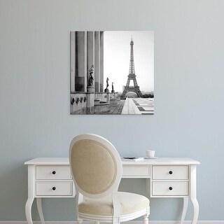 Easy Art Prints Alan Blaustein's 'FR625_Tour Eiffel #5' Premium Canvas Art