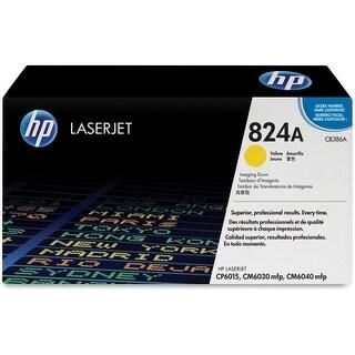 Hewlett Packard CB386A HP 824A (CB386A) Yellow Original LaserJet Image Drum - 23