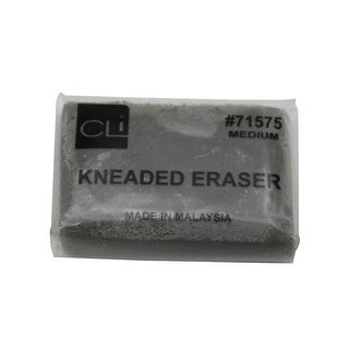 (24 Ea) Kneaded Erasers Medium