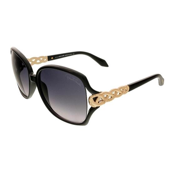 Roberto Cavalli RC653/S Paprika Square Sunglasses