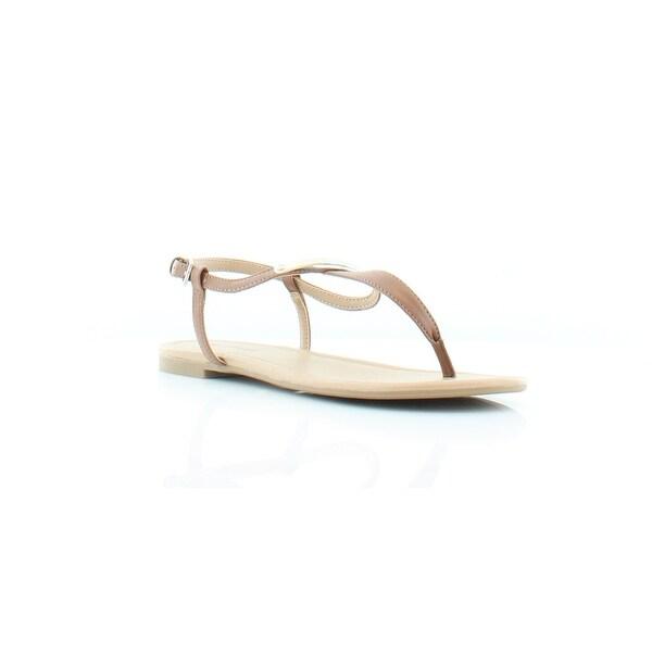 Call It Spring Aareniel Women's Sandals & Flip Flops Cognac