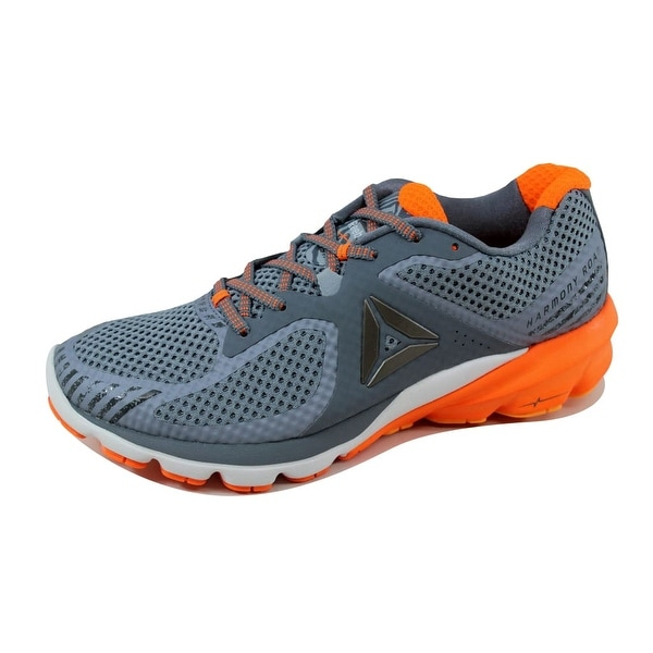 Reebok Men's OSR Harmony Road Alloy/Dust-Orange-Fire-White BD4904