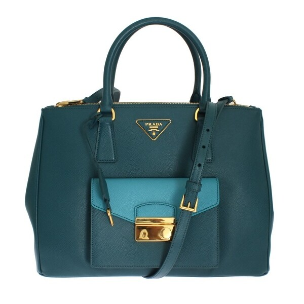 94dc770230f5 Shop PRADA PRADA Saffiano Lux Bag BN2674 NZV F0POK - One Size - Free ...