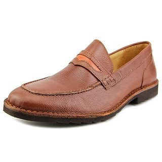 Tommy Bahama Giltbert Round Toe Leather Loafer