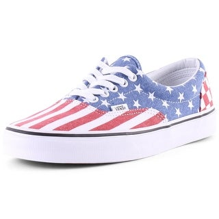 Vans Mens Era Low Top Lace Up Fashion Sneaker