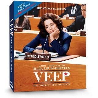 Veep: Complete Second Season [BLU-RAY]