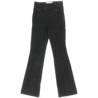 Studio M Womens Joseline Sailor Pants Button Bootcut