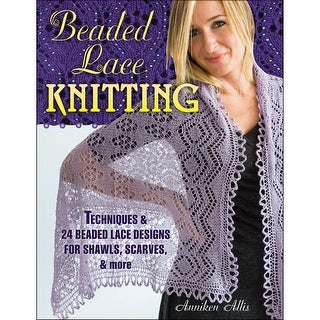 Stackpole Books-Beaded Lace Knitting