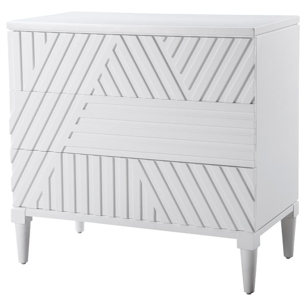 Uttermost Colby Drawer Chest. Opens flyout.