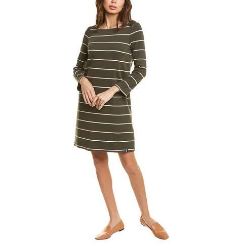Court & Rowe Striped Shift Dress