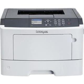 Lexmark Ms517dn Compact Laser Printer, Monochrome, Networking, Duplex Printing