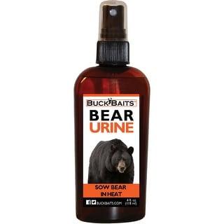 Buck Baits Sow Bear In Heat  Urine 4 oz.