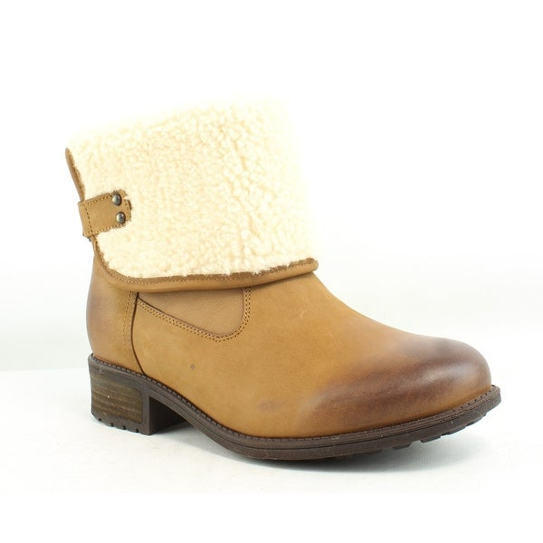 6a76015ad9 Shop UGG Womens Aldon Chestnut Fashion Boots Size 9 - Free Shipping ...