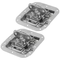 Seismic Audio - Pair of Butterfly Latches for Rack Cases and Pedal Board Cases