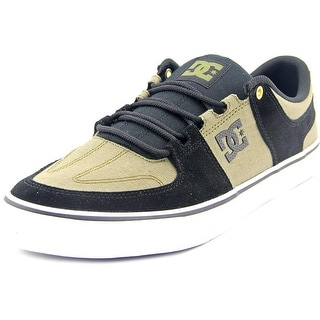 DC Shoes Lynx Vulc SE Men Round Toe Suede Skate Shoe