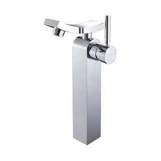 Kraus KEF-14300 Unicus Single Hole Vessel Bathroom Faucet