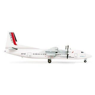 Herpa 200 Scale COMMERCIAL-PRIVATE HE554640 Cityjet F-50 1-200