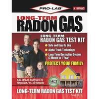 Pro Lab Radon Gas Test Kit