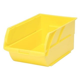 Stanley 056400L Storage Bin, #4, Yellow