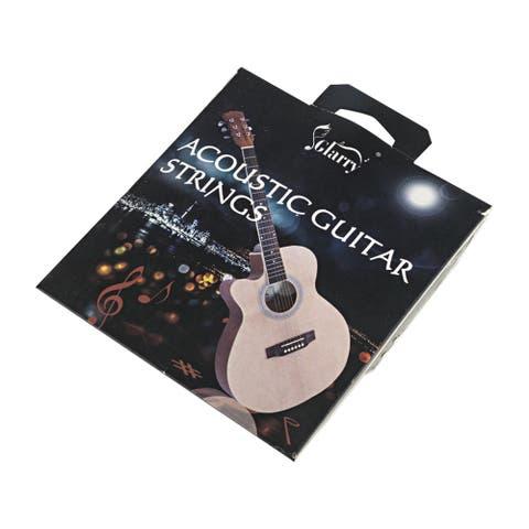 Glarry Folk Guitar Strings Set