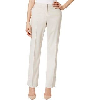 Tommy Hilfiger Womens Trouser Pants Relaxed Mid Rise