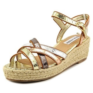Steve Madden South Open-Toe Synthetic Espadrille