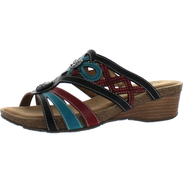 Spring Step Women's Marley Lightweight Slip On Sandals