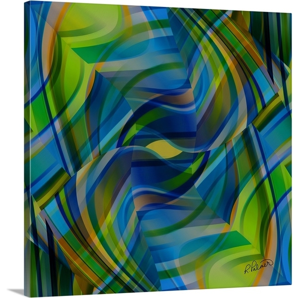"""""""Main Squeeze"""" Canvas Wall Art"""