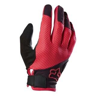 Fox 2016 Women's Reflex Gel Full Finger MTB & BMX Cycling Gloves - 12682 - PLUM
